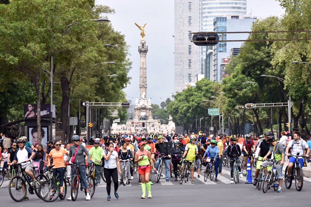 cicloton ciudad de mexico cdmx