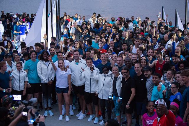 run for the oceans adidas x parley new york diego luna adidas runners