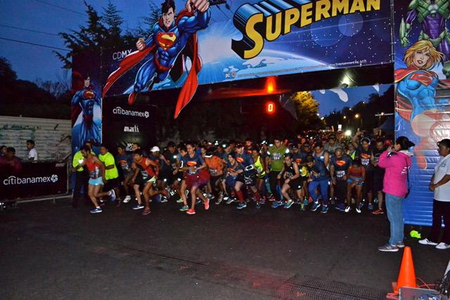 carrera superman 15K resultados tiempos emocion deportiva
