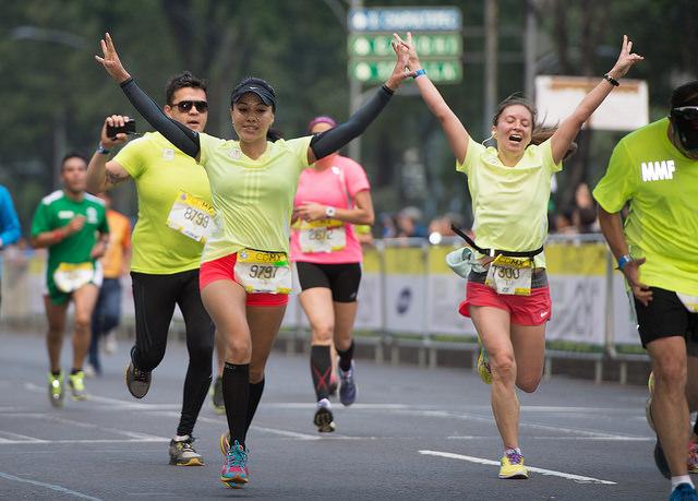medio maraton 21K ciudad de mexico inscripciones corredores runners
