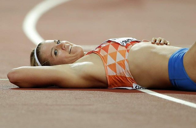 dafne schippers 200 metros mundial atletismo londres 2017