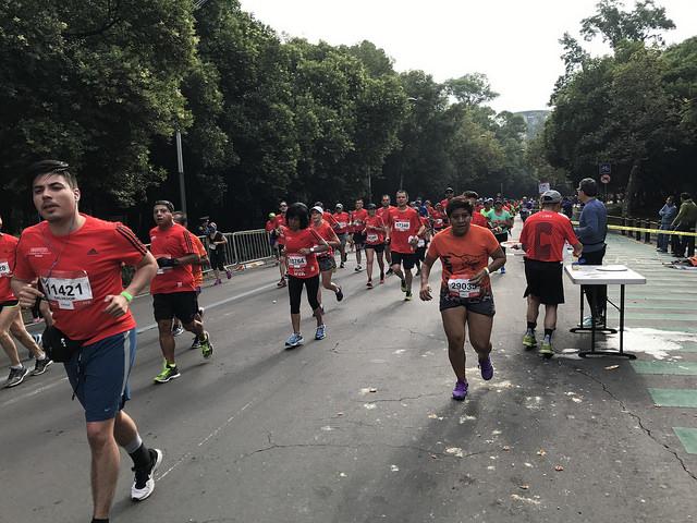 resultados maraton ciudad de mexico 2017 maraton cdmx tiempos