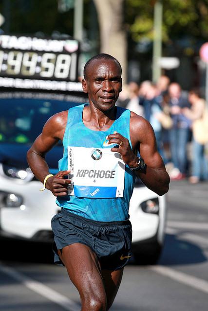 eliud kipchoge kenenisa bekele maraton berlin 2017 atletas elite