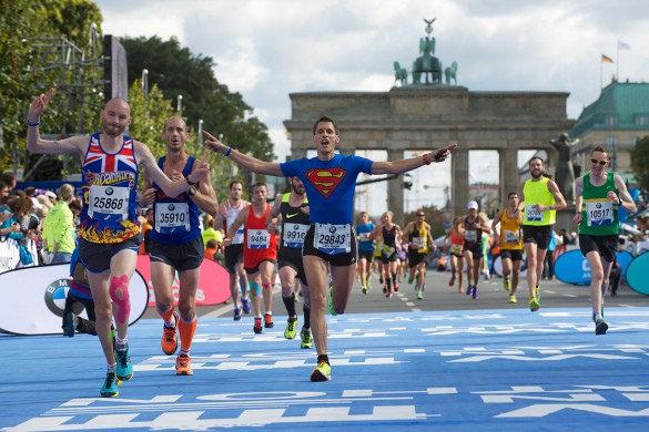 maraton de berlin 2017 ruta resultados