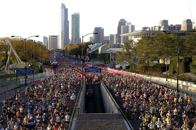 registro inscripciones maraton de chicago 2018 sorteo loteria