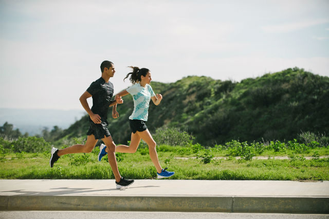 power of chi asics trials dynaflyte 2 tenis correr