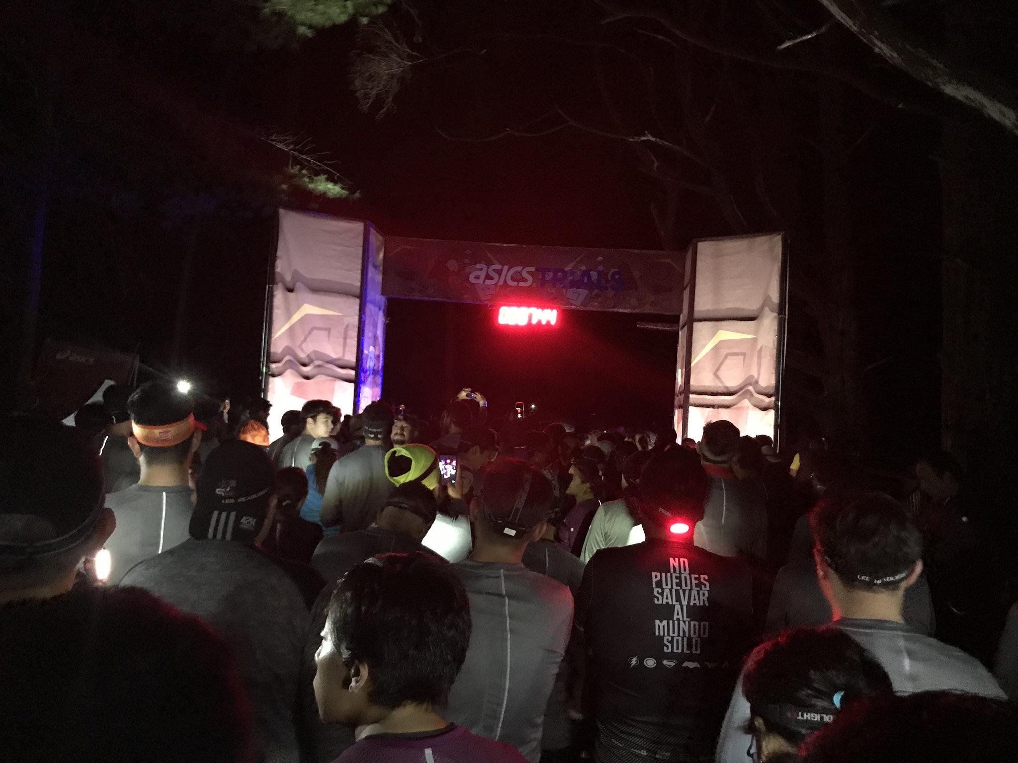 power of chi asics trials parque el ocotal