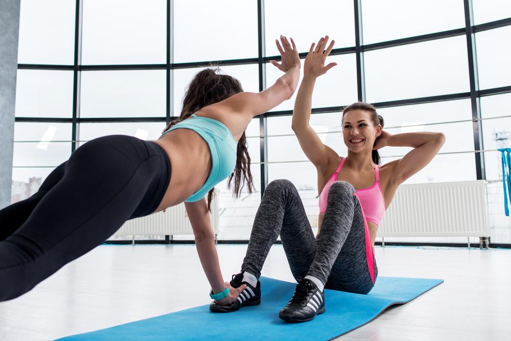 abs ejercicios abdominales corredores fitness training