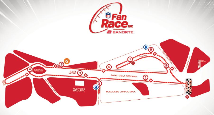 ruta nfl fan race 2018