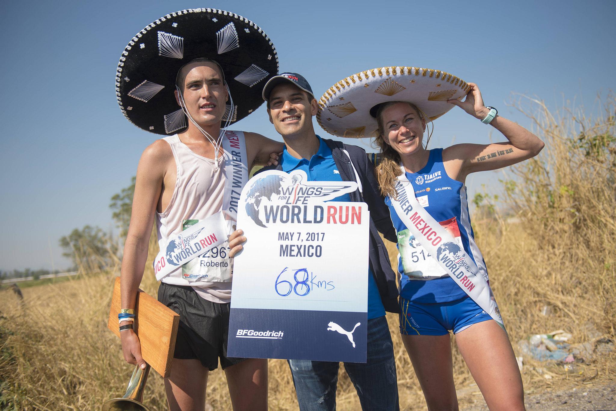 wings for life world run mexico guadalajara monterrey 2018