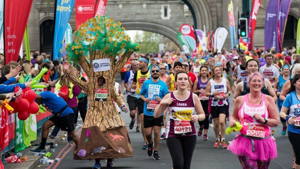 maraton londres 2018
