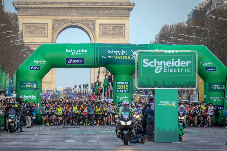 maraton paris 2018 resultados fotos