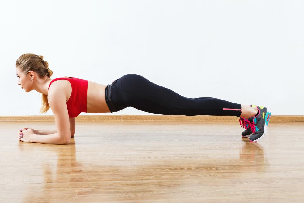 planchas running fitness corredoras planks