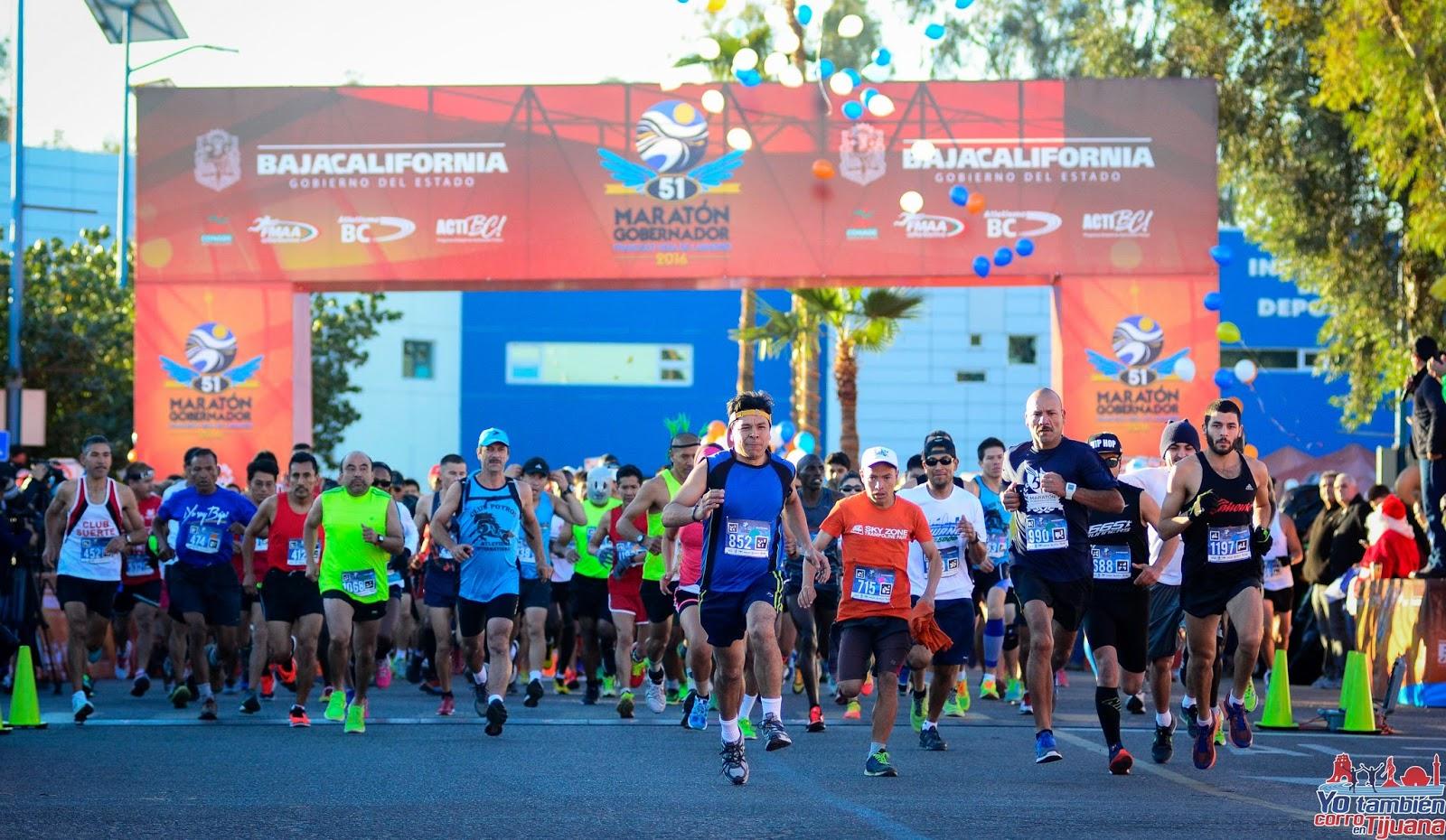maraton gobernador mexicali