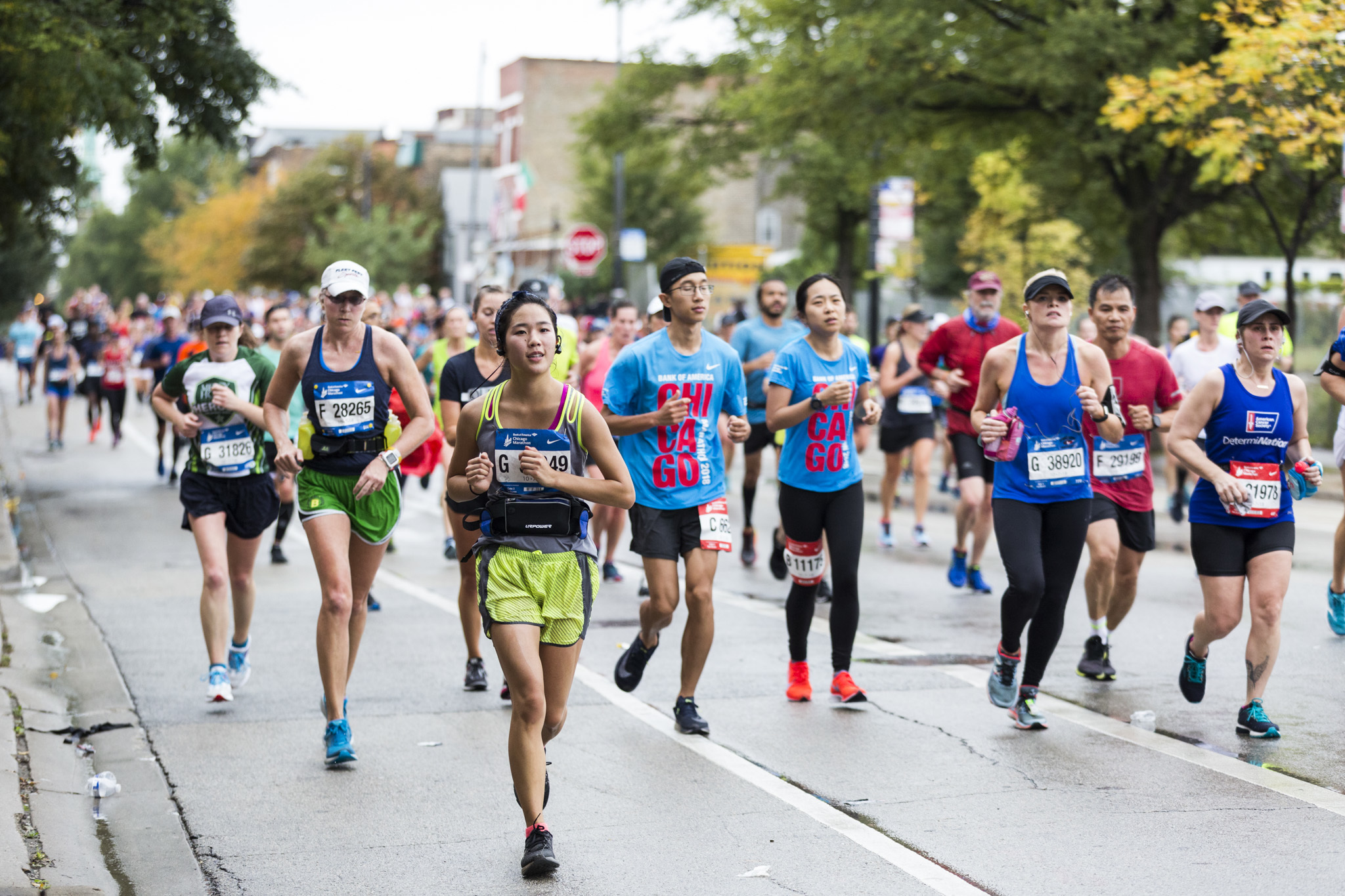 maraton chicago 2019 inscripciones