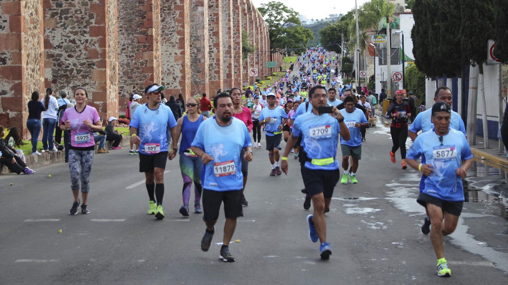 maraton queretaro resultados