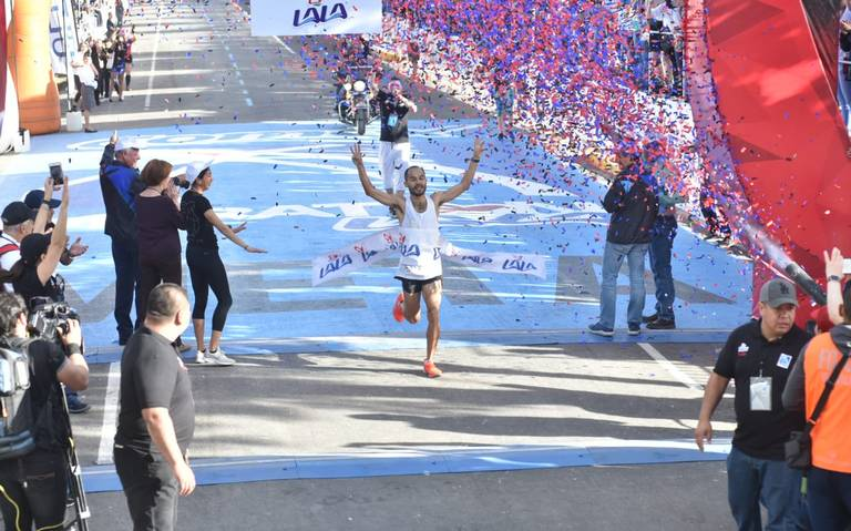 daniel ortiz maraton lala resultados 2019