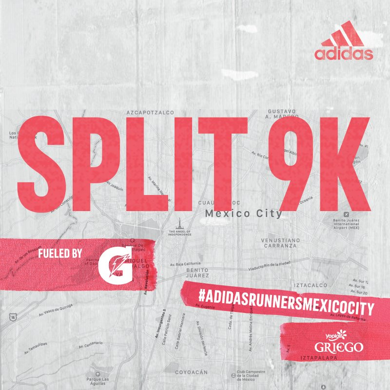splits adidas 9K 2019