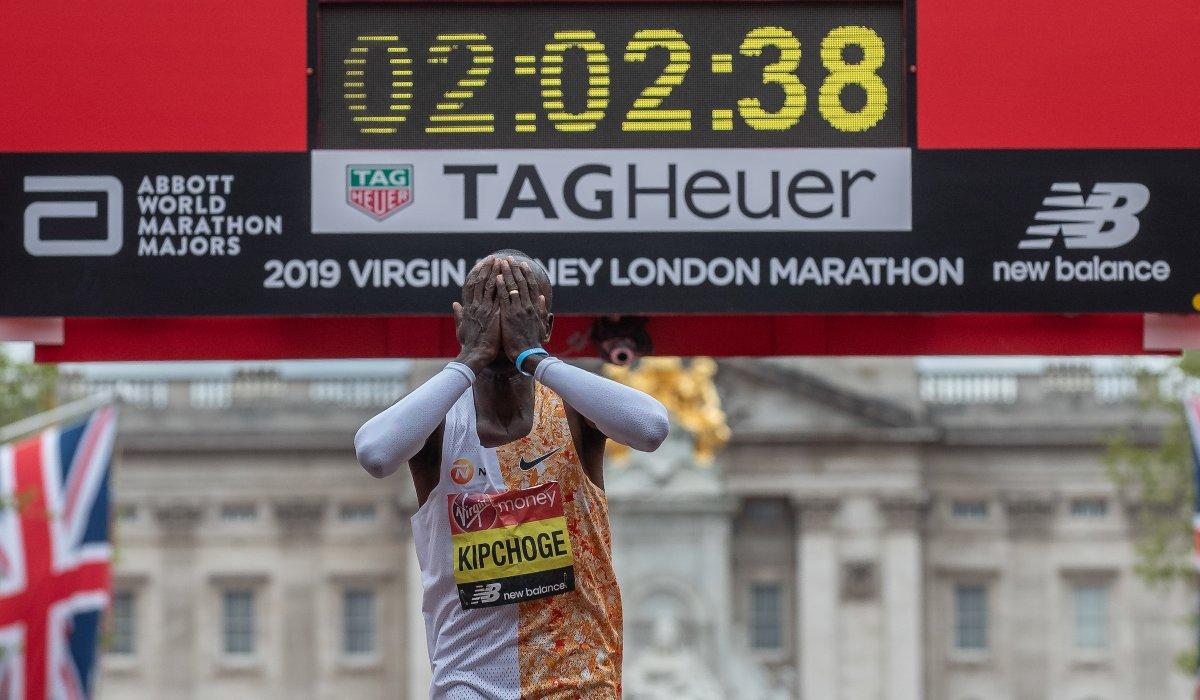 kipchoge maraton londres