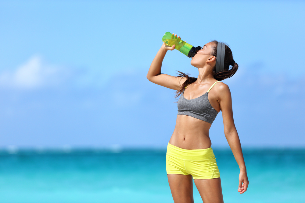 consejos hidratacion correr