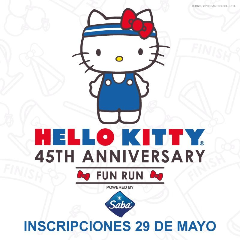 carrera hello kitty 2019 total running