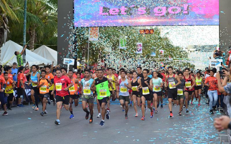 Maraton Rock n Roll Cancun 2019