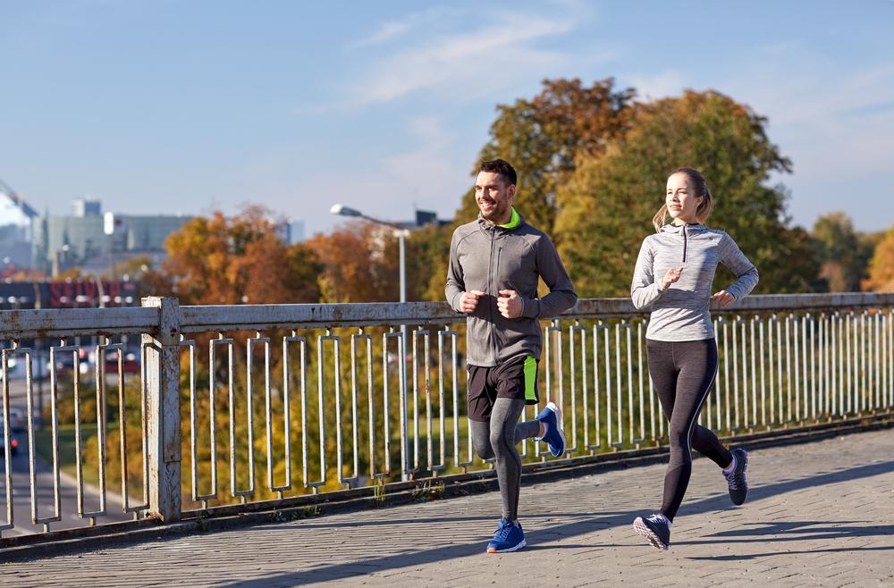 beneficios por correr