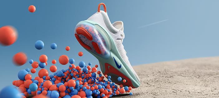 Nike Joyride tenis correr
