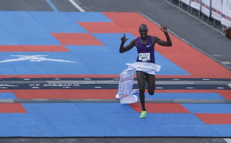 duncan maiyo maraton cdmx 2019