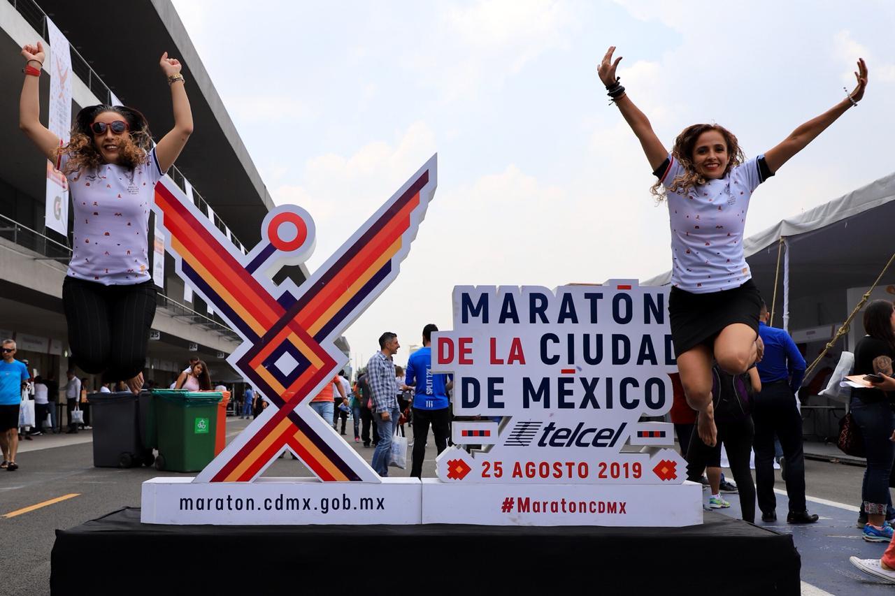 expo maraton cdmx 2019