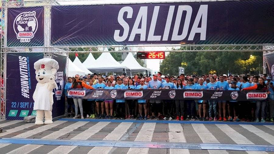 resultados carrera bimbo global energy race bimbo 2019