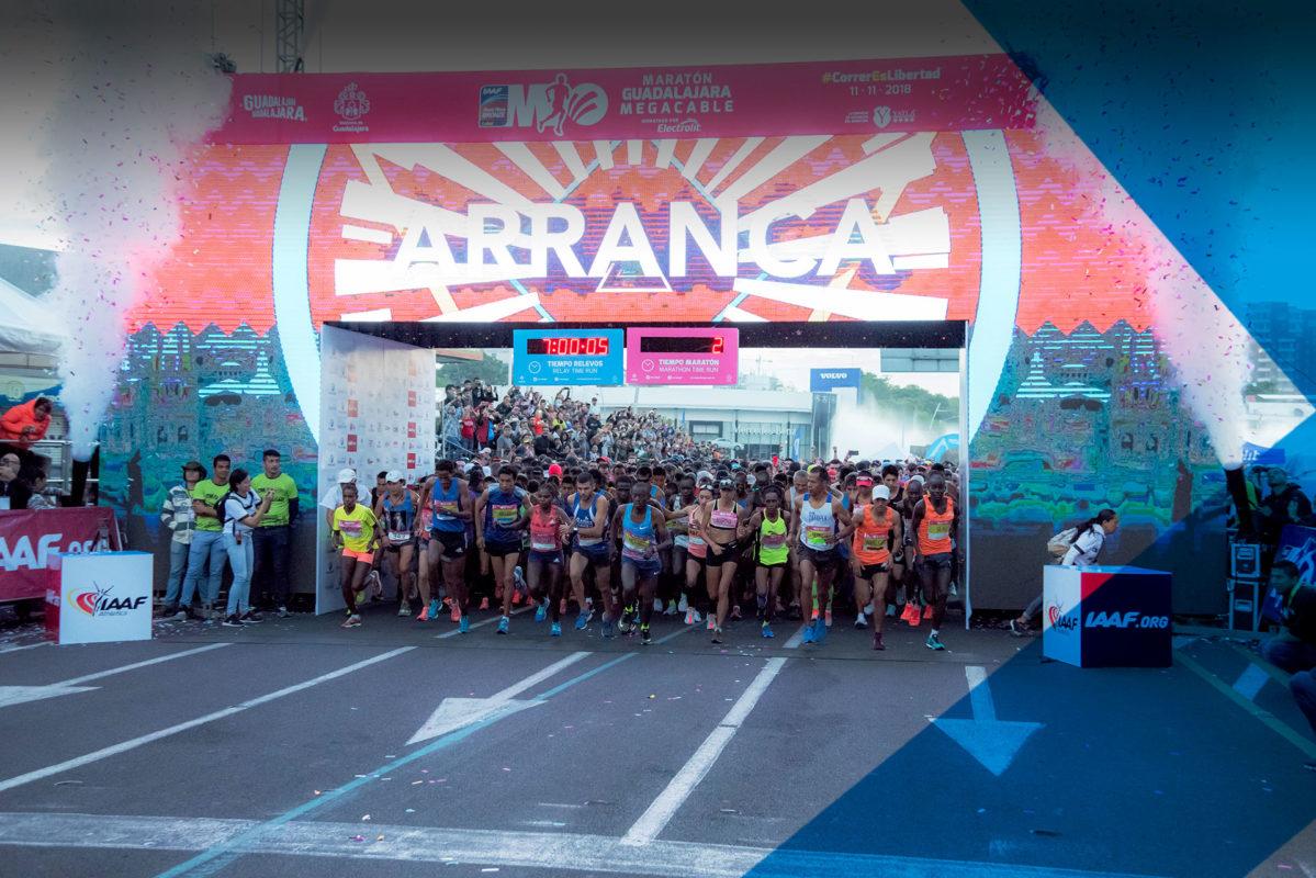 maraton guadalajara 2019