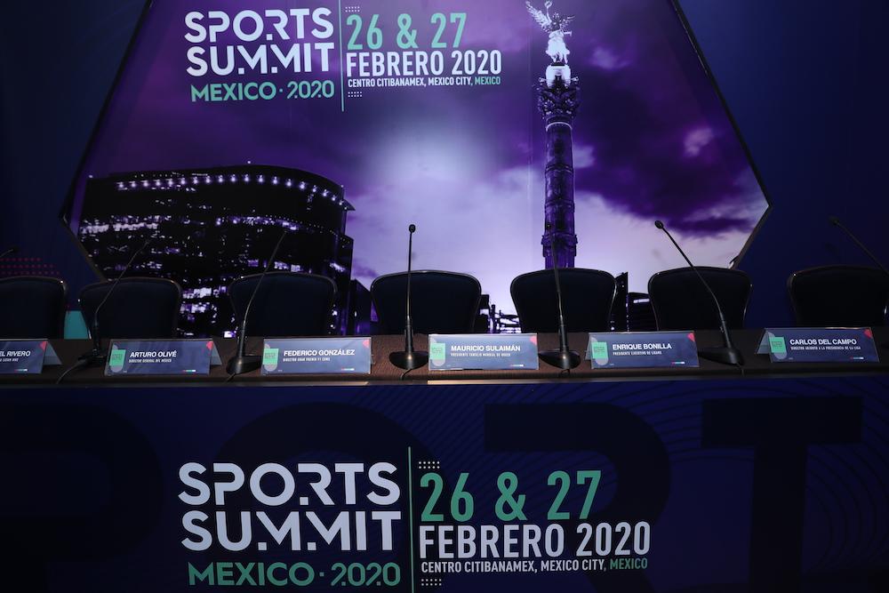 congreso sports summit mx 2020 liga mx