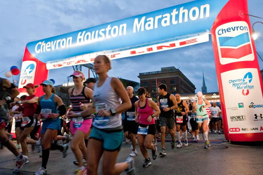 maraton de houston