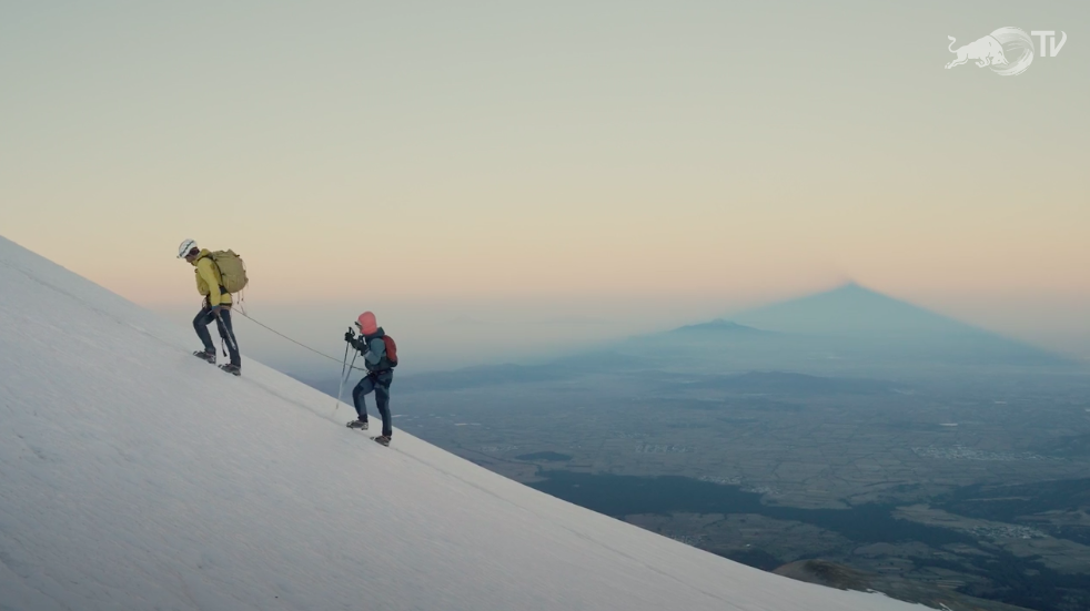 chikorita tres volcanes documental red bull