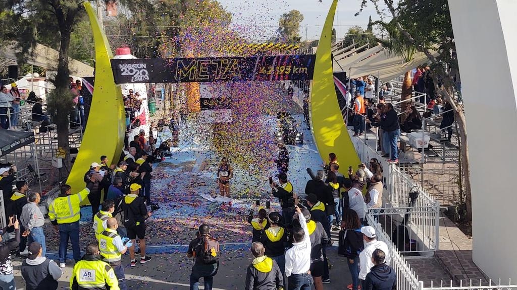 maraton lala resultados